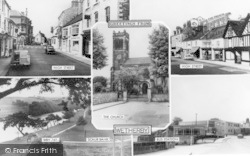 Greetings From Wetherby c.1965, Wetherby