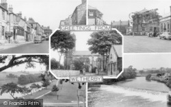 Greetings From Wetherby Composite c.1960, Wetherby