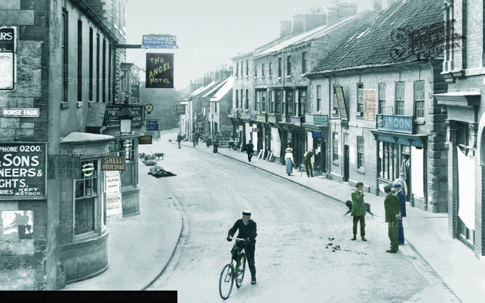 Photo of Wetherby, High Street 1909