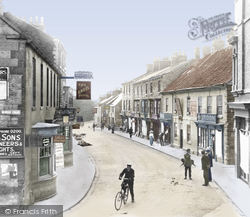 High Street 1909, Wetherby