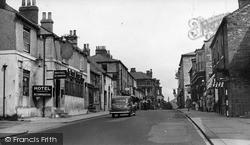 High Street c.1955, Wetherby