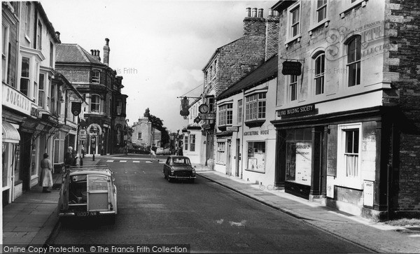 Photo of Wetherby, High Street c1965