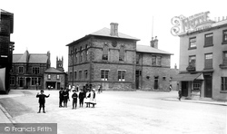 Market Place 1909, Wetherby