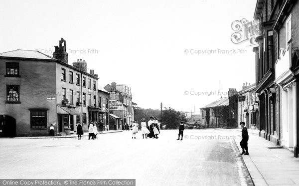 Photo of Wetherby, Market Place 1909