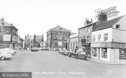 Market Place c.1965, Wetherby