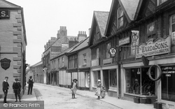 North Street 1909, Wetherby
