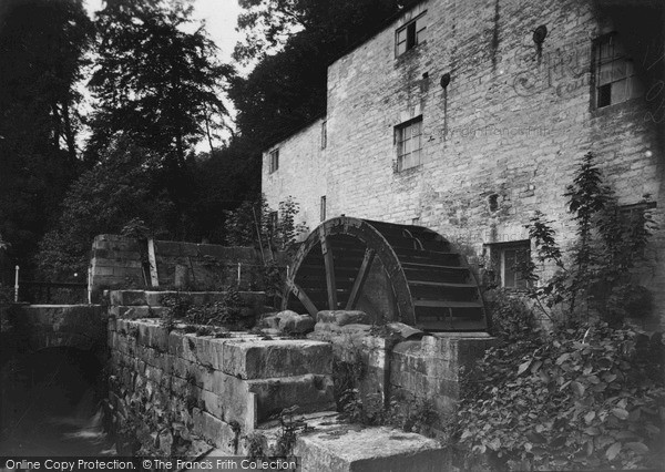 Photo of Wetherby, Old Flint Mill c.1940