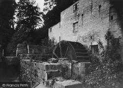 Old Flint Mill c.1940, Wetherby