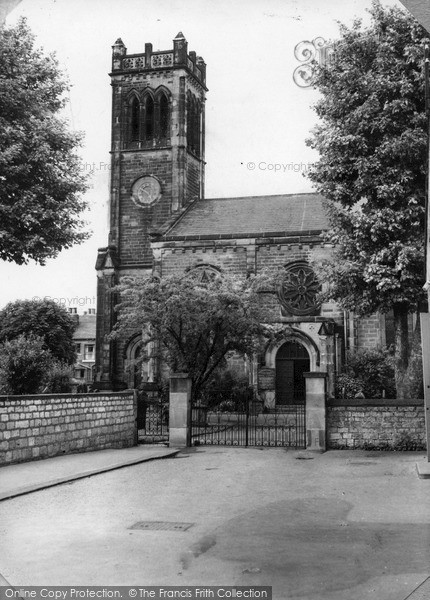 Photo of Wetherby, Parish Church Of St James c.1965