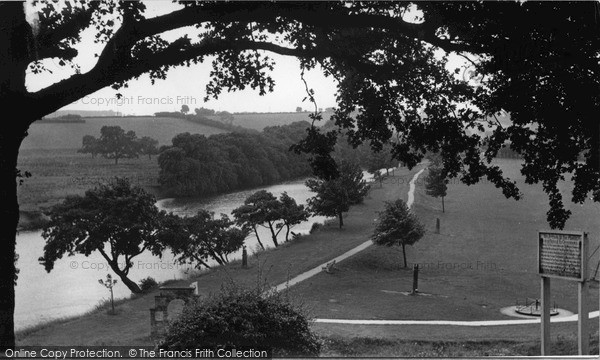 Photo of Wetherby, Scaur Bank c.1960