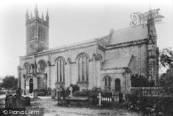 St James' Church 1909, Wetherby
