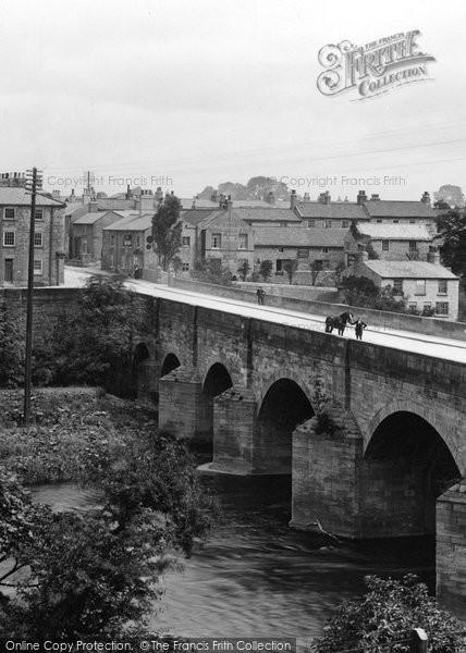 Photo of Wetherby, The Bridge 1909