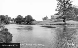 Wetherby, The River c.1965