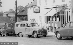 Filling Station c.1960, Wethersfield