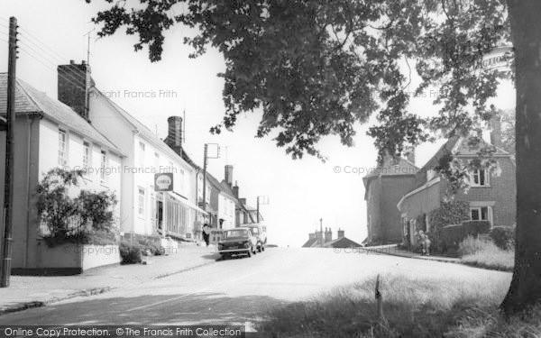Photo of Wethersfield, High Street c.1965