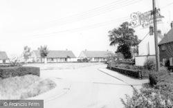 Saffron Gardens c.1965, Wethersfield