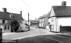 Silver Street c.1965, Wethersfield