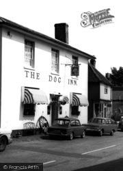 The Dog Inn c.1965, Wethersfield