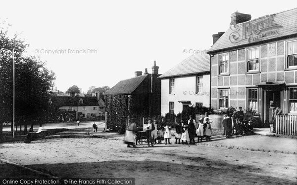 Wethersfield © Copyright The Francis Frith Collection 2005. http://www.frithphotos.com