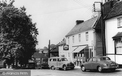 The Green c.1960, Wethersfield
