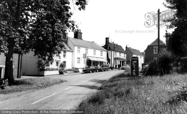 Photo of Wethersfield, The Village c.1965