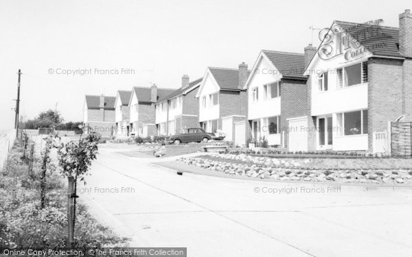 Photo of Wethersfield, West Drive c.1965
