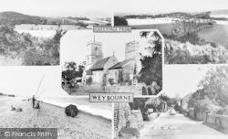 Weybourne, Composite c.1960