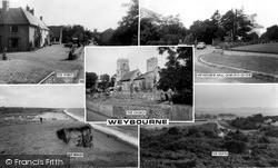 Weybourne, Composite c.1965