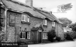 Weybourne, Gasche's Swiss Restarurant c.1955