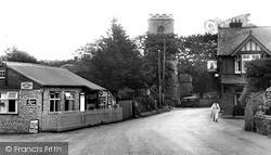 Weybourne, The Village c.1955