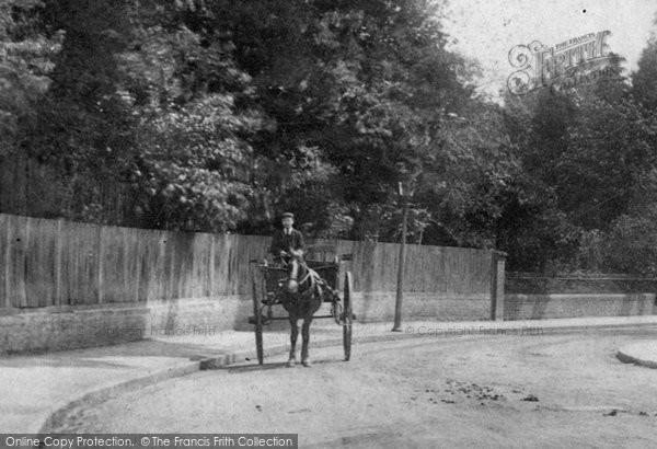 Photo of Weybridge, 1906, ref. 55648v