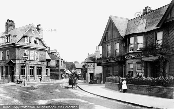 Photo of Weybridge, Baker Street 1903