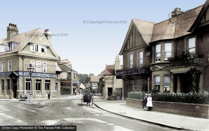 Photo of Weybridge, Baker Street 1903, ref. 49902t