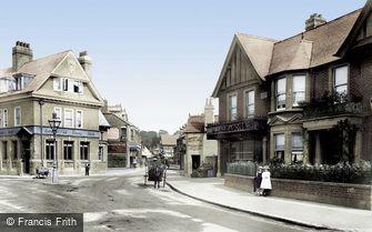 Weybridge, Baker Street 1903