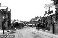 Weybridge, Baker Street 1904