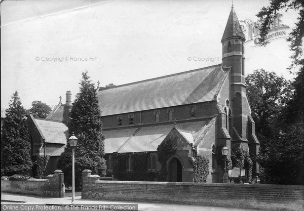 Photo of Weybridge, Church Of St Michael And All Angels 1904