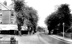 Weybridge, Church Street 1903