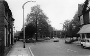 Weybridge, Church Street c1965