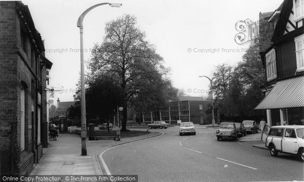 Photo of Weybridge, Church Street c1965