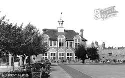 Weybridge, Churchfields Recreation Ground c.1965