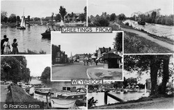 Weybridge, Composite c.1955