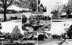 Weybridge, Composite c.1960