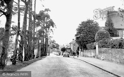 Weybridge, Heath Road c.1960