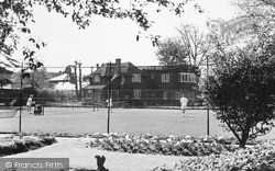 Weybridge, High Pine Club c.1955