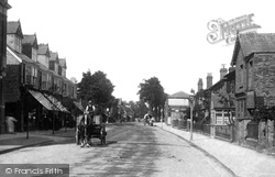 Weybridge, High Street 1906