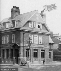 Weybridge, London And County Bank 1903