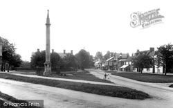 Weybridge, Monument Green 1897