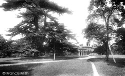 Weybridge, Oatlands Park Hotel 1906
