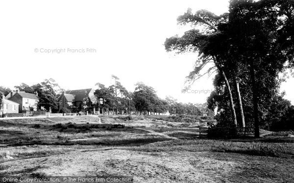 Photo of Weybridge, The Common 1897