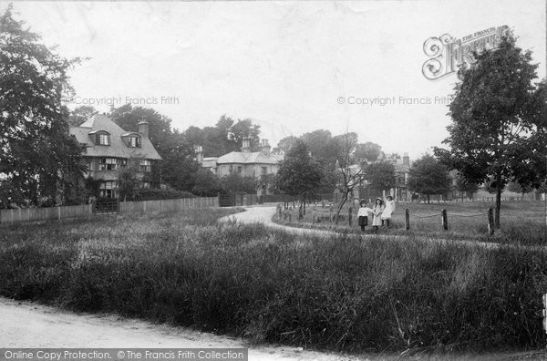 Photo of Weybridge, The Common 1904